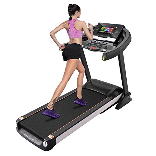 Life Fitness Treadmill Low Voltage: Fitness Folding Electric Treadmill 15.6-inch Touch Screen