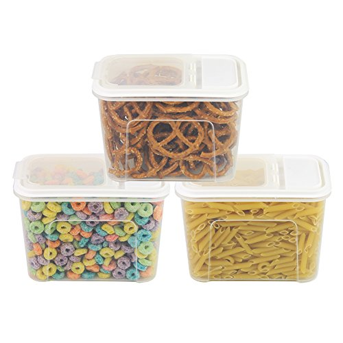 Pack Plastic Canisters Dispenser Container product image
