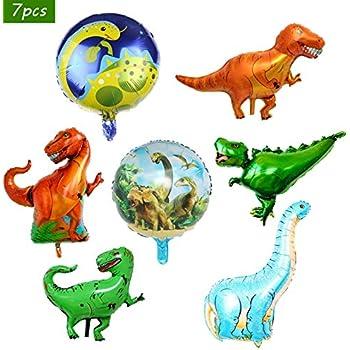 Amazon.com: Elcoho - Globo de dinosaurio gigante para ...