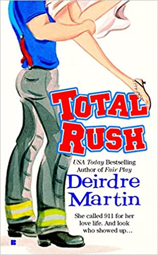 Total Rush New York Blades Deirdre Martin 9780425201527 Amazon