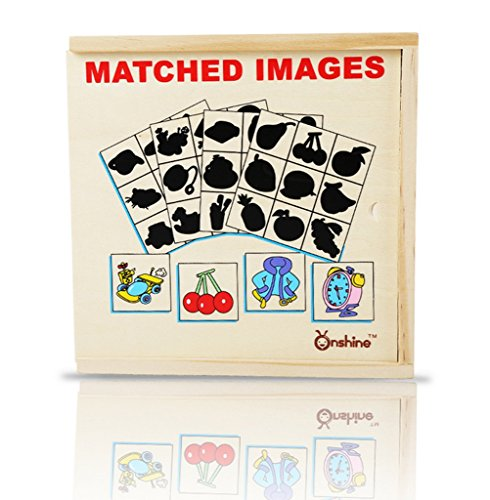 Onshine Matching Game Educational Puzzle product image