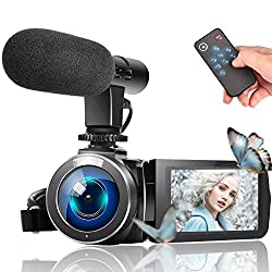 Image of the product Video Camera Camcorder that is listed on the catalogue brand of LINNSE.