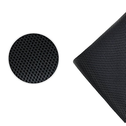 Cloth Stereo Mesh Fabric For Speaker Repair - 140x50cm ()