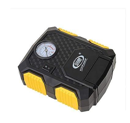 AWYL Compresor de Aire y neumático pequeños y portátiles para Coche/Bicicletas,B