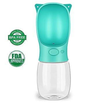 Petcare Botella de Agua para Mascotas Ideal para el Senderismo y los ...