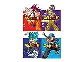 Dragon Ball Super: Part 1-4 Set [DVD]