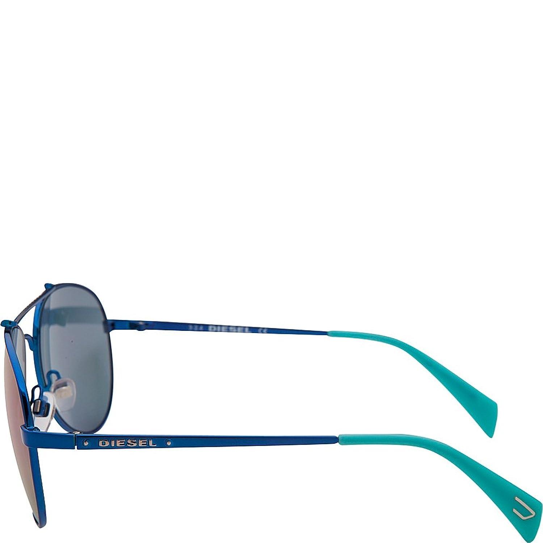 Diesel Eyewear Aviator Sunglasses (Green)