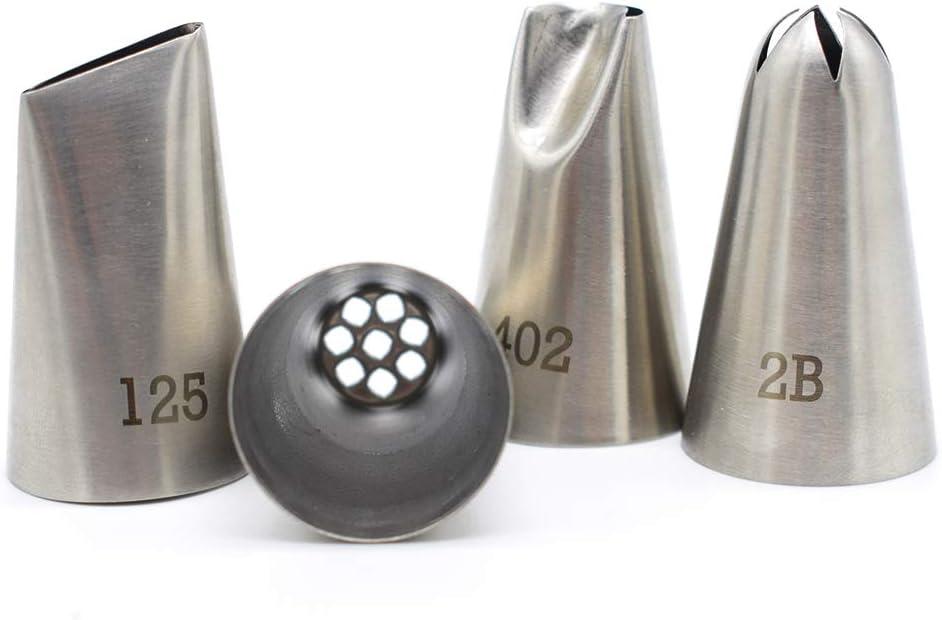 296209-28522 horno cocina 00631174 Bosch Juego de 4 boquillas de soporte de gr/úa
