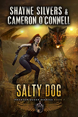 (Salty Dog: Phantom Queen Book 7 - A Temple Verse Series (The Phantom Queen Diaries))