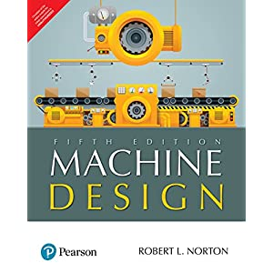 Machine Design, by Pearson