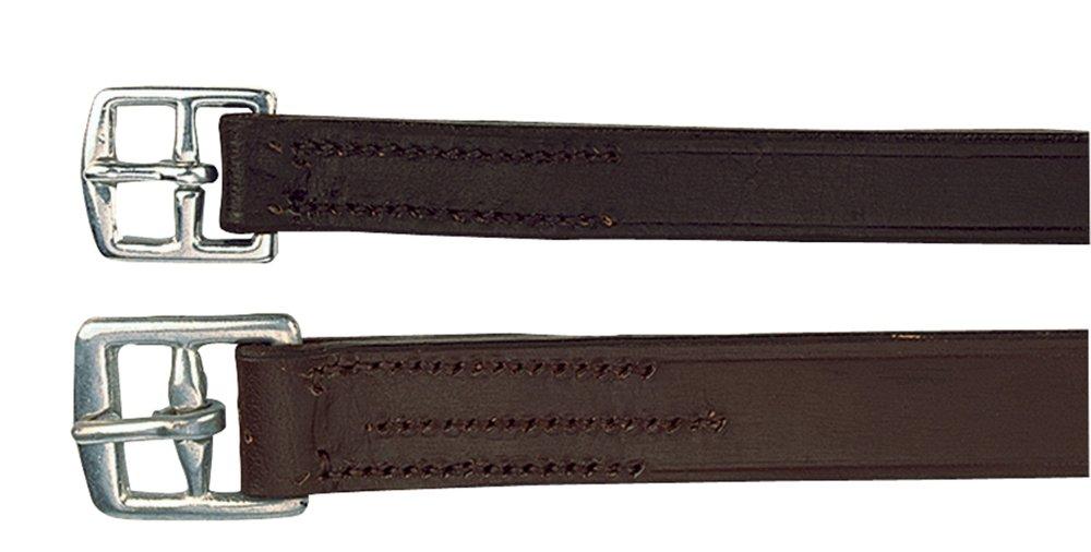 Apollo 202010 Stirrups Leathers Black One Size