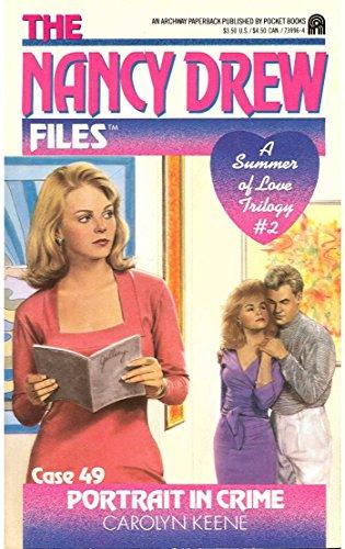 (Portrait in Crime (Nancy Drew Files Book)