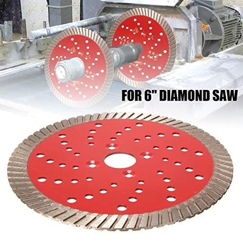 David Franklin - 1pc Wave Style Diamond Saw Blade for Porcelain Tile Ceramic Cutting Disc Marble Granite Stone Saw Blades ()