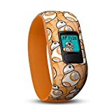 Garmin vívofit Jr. 2 - Stretchy BB-8 - Activity Tracker for Kids, 010-01909-01