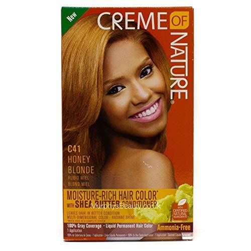 Creme of Nature Liquid Hair Color, Honey Blonde