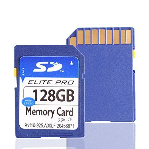 Eachbid Elite Pro 128 GB SDHC tarjeta de memoria flash: Amazon.es ...