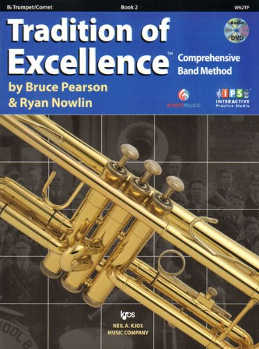 Price comparison product image W62TP - Tradition of Excellence Book 2 - Bb Trumpet / Cornet