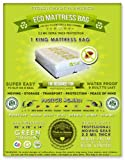 2 King Size Mattress Bags. Fits All Pillow Tops and Box Springs. Ideal for Moving, Storage and Protecting Your Mattress. Heavy Duty Professional Grade. Easy to Slip on and Seal. Sleep with Peace of Mind and Don't Let the Bed Bugs Bite. Protect Your Invest