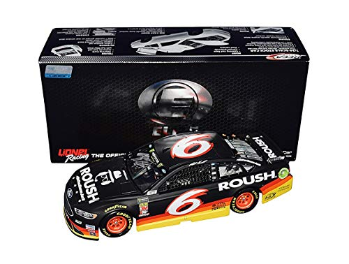 (AUTOGRAPHED 2018 Matt Kenseth #6 Roush Racing ALL-STAR RACE (Substitute Driver) Monster Energy Cup Series Signed Lionel 1/24 Scale RCCA ELITE NASCAR Diecast Car with COA (#36 of only 57 produced!))