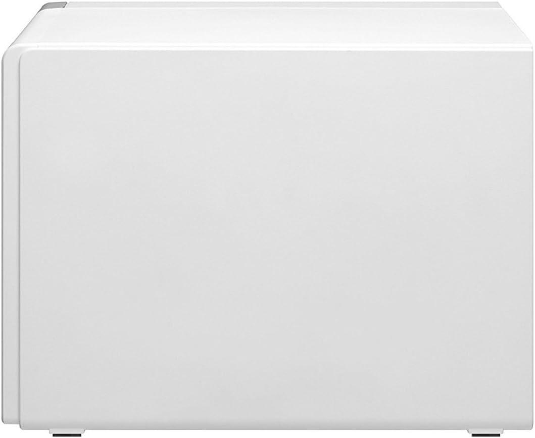 GDPR konform Installiert mit 4 x 6TB Western Digital Red Drives QNAP TS-431P2-4G 24TB 4 Bay NAS L/ösung