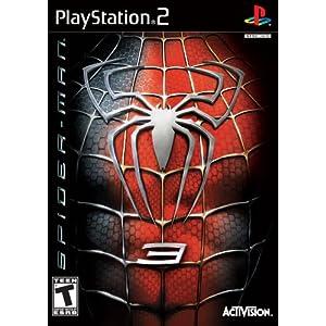Spider-Man 3 - PlayStation 2