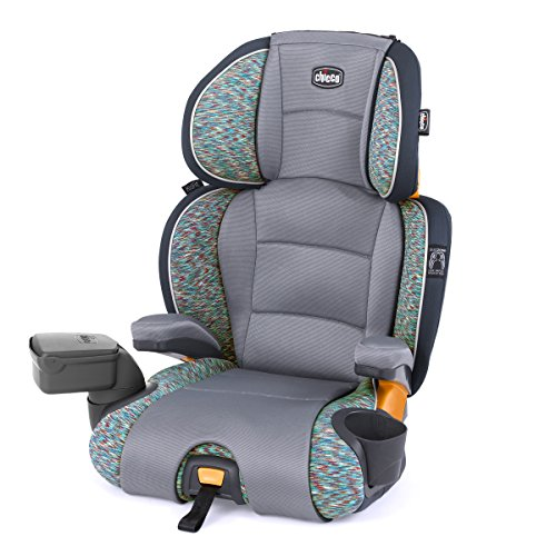 Chicco KidFit Zip 2-1 Belt-Positioning Booster Seat, Privata