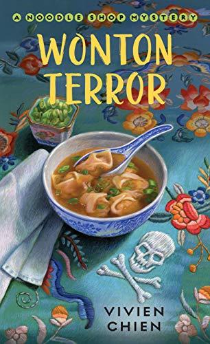 Wonton Terror: A Noodle Shop Mystery by [Chien, Vivien]