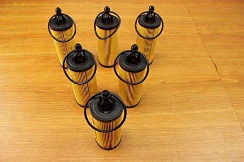 Chrysler Jeep Dodge RAM 3.2L 3.6L V6 Pentastar Oil Filter Set of 6 Mopar