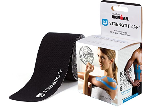 StrengthTape Precut Roll Kinesiology Tape product image