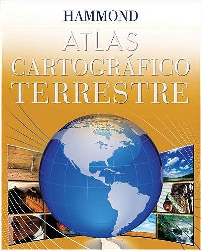 Hammond Atlas Cartografico Terrestre