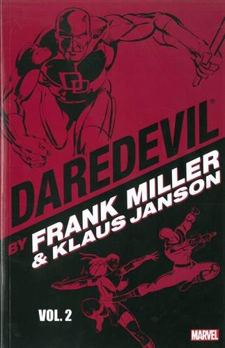 DAREDEVIL BY FRANK MILLER & KLAUS JANSON VOL. 2