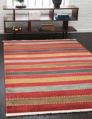 Unique Loom 3116226 Area Rug, 3' 3 x 5' 3, Multi