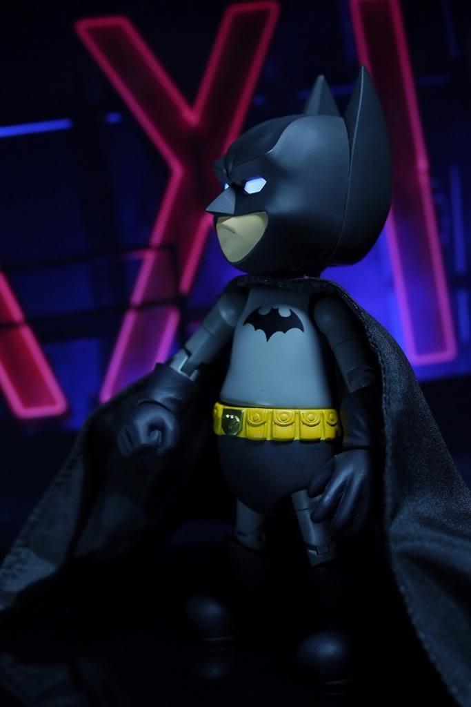 1 FREE Official DC Trading Card Bundle 78012 ~5.5 Herocross Hybrid Metal Figuration Action Figure Series Batman