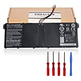 AC14B18J Laptop Battery For Acer Chromebook 11 CB3-111 13 CB5-311 15 C910 Aspire E3-111 E3-112M ES1-511 ES1-512 V3-111 V5-122P Gateway NE512 TravelMate B115-M B115-MP [Li-ion 3Cell 11.4V 36Wh/3220mAh]