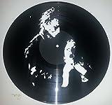 Hand painted Halloween Michael Myers Horror vinyl record Wall art version 4