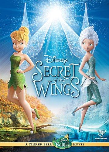 Tinker Bell: Secret of the Wings Mae Whitman Lucy Hale Matt Lanter Anjelica Huston