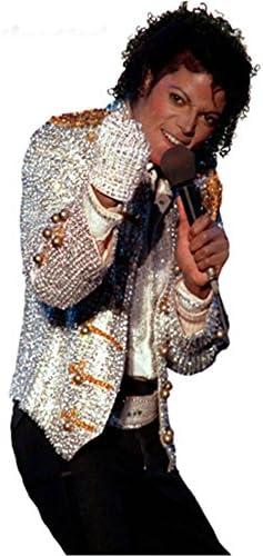 [해외]Michael Jackson King of Pop 성인용 재킷 & 장갑 / Michael Jackson King of Pop 성인용 재킷 & 장갑