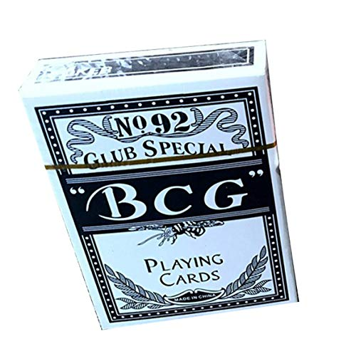Pandamama Practical Bcg Playing Cards Durable Portable Poker Playing Magic Cards Best Gifts Practical Gambling Table Games