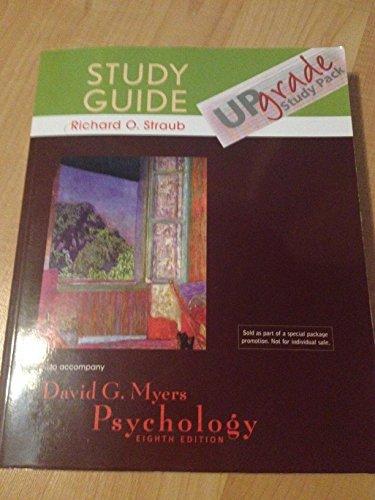 Psychology Upgrade Study Guide