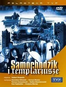 Pan Samochodzik i Templariusze (Region 2, PAL)