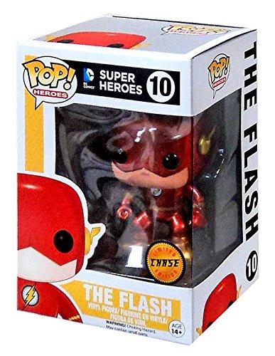 Funko DC Comics The Flash Pop Vinyl Figure Chase