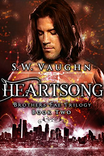 (Heartsong (Brothers Fae Trilogy Book 2))