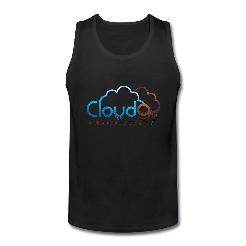 OULIN Men's Cloud 9 Vest White XXXL