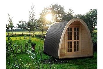 Camping Pod–Caseta de camping de verano (4,8