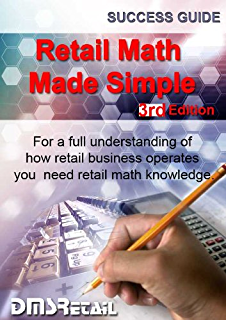 Amazon guide to effective retail merchandise management a retail math made simple fandeluxe Image collections