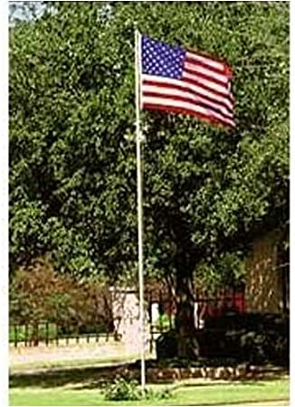 Pole and Holder 12 x 18 Canada Flag Kit for Boats Flag
