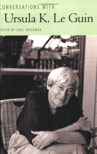 Conversations with Ursula K. Le Guin (Literary Conversations Series)