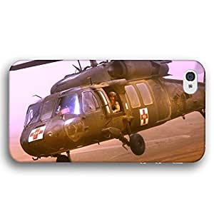 US Army Blackhawk Helicopter For SamSung Galaxy S4 Case Cover Slim Phone Case