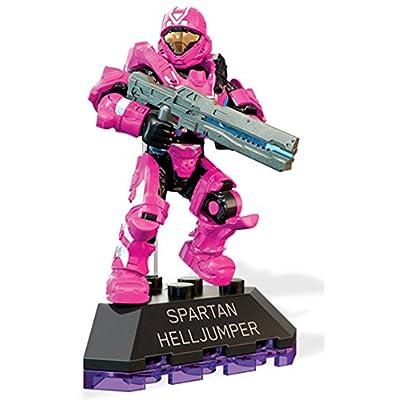 Mega Construx Halo Spartan Helljumper Building Set: Toys & Games
