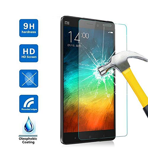 XinWDg 9H Tempered Glass for Xiaomi Redmi 5A 3 4A 3S 3Pro 3X for Redmi Note 3 Pro 2 Mi4 Mi4C Mi5 Mi4i Screen Protective Film,Tempered Glass,for Redmi 3S